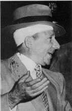 Frank Costello laughed off his gunshot wound.