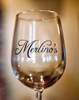 Merlino's Wineglass